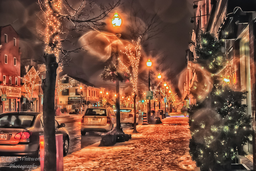 DOWNTOWN OAKVILLE:  Holiday Events!