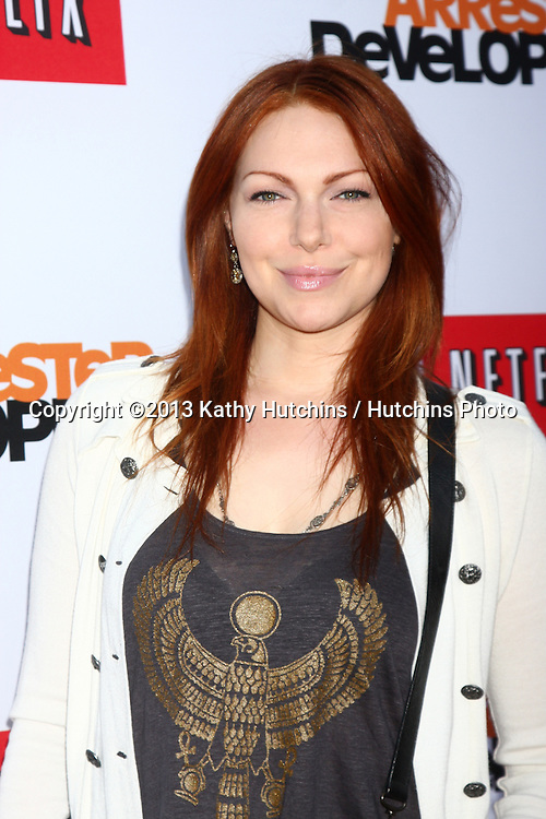 """LOS ANGELES - APR 29:  Laura Prepon arrives at the """"Arrested Development"""" Los Angeles Premiere at the Chinese Theater on April 29, 2013 in Los Angeles, CA"""