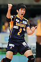 Yusuke Inoue (Blazers), MARCH 5, 2011 - Volleyball : 2010/11 Men's V.Premier League match between F.C.Tokyo 0-3 Sakai Blazers at Tokyo Metropolitan Gymnasium in Tokyo, Japan. (Photo by AZUL/AFLO).