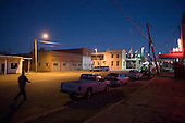 """Naco, Arizona.USA.October 20, 2006..A small town on the USA border with Mexico that has a legal border crossing or """"port of entry"""".Tthousands of illegal immigrates cross into the USA from in and around this town.."""
