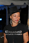 Jana Fleishman Attends the Shawn Carter Foundation 2011 Carnival at Hudson River Park's Pier 54: The Shawn Carter Foundation's Exclusive Fundraising Event to Support its College Scholarship, NY 9/29/11