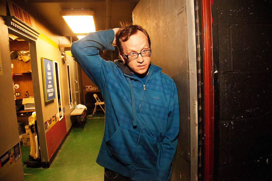 Chris Gethard- Whiplash - May 7, 2012 - UCB Theater - New York