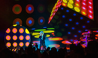 LAS VEGAS, NV - October 21, 2016: ***HOUSE COVERAGE*** Pet Shop Boys perform at The Chelsea at The Cosmopolitan of Las Vegas in Las Vegas, NV on October 216, 2016. Credit: Erik Kabik Photography/ MediaPunch