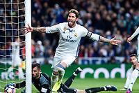 La Liga_ Real Madrid and VReal Betis