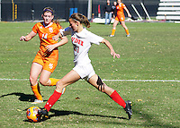 NCAA Women's Soccer: Mercer topples VMI, 2-0