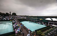 AMBIENCE<br /> <br /> The Championships Wimbledon 2014 - The All England Lawn Tennis Club -  London - UK -  ATP - ITF - WTA-2014  - Grand Slam - Great Britain -  28th June 2014. <br /> <br /> &copy; AMN IMAGES