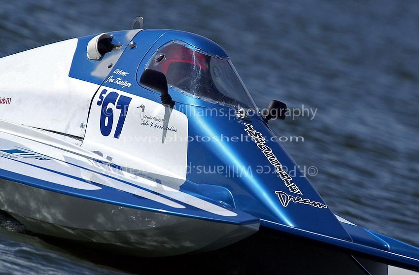 S-67     (2.5 Litre Stock hydroplane(s)