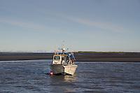 Commercial Fisherman, Cordova, Alaska, US