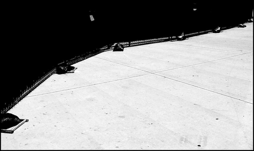 From &quot;Miami in Black and White&quot; series.<br /> Bayside, Downtown Miami, FL