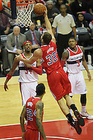 DEC 12 NBA: Washington Wizards vs. Los Angeles Clippers