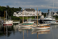 Massachusetts, Harwich, Harwich Harbor, Cape Cod