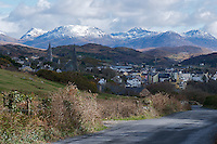 A walk to Clifden