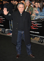 Brad Grey at the Los Angeles premiere for &quot;XXX: Return of Xander Cage&quot; at the TCL Chinese Theatre, Hollywood. Los Angeles, USA 19th January  2017<br /> Picture: Paul Smith/Featureflash/SilverHub 0208 004 5359 sales@silverhubmedia.com