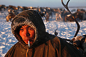 Nenets live in -40C (-40F) in tents, or &quot;Yurts&quot;, in the Arctic tundra outside the city of Naryan-Mar in the Russian Nenets Autonomous Region.  <br /> Their main livelihood is  reindeers -- they sell the meat to sausage factories and the antlers to China for use as traditional medicine including aphrodisiac.