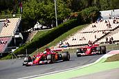 2017 Formula 1 Spanish Grand Prix Friday Practice May 12th