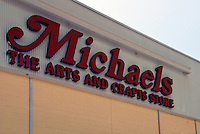 Michaels, Arts, Crafts, Store, Burbank, CA, Shopping Mall, Stock Photos, Pictures, Images, Photographs