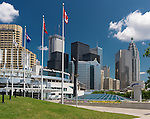 Metro Toronto Convention Centre. MTCC South building. Downtown Toronto, Ontario, Canada 2010.