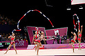 2012 Olympic Games - Rhythmic Gymnastics - Group All-Around Final