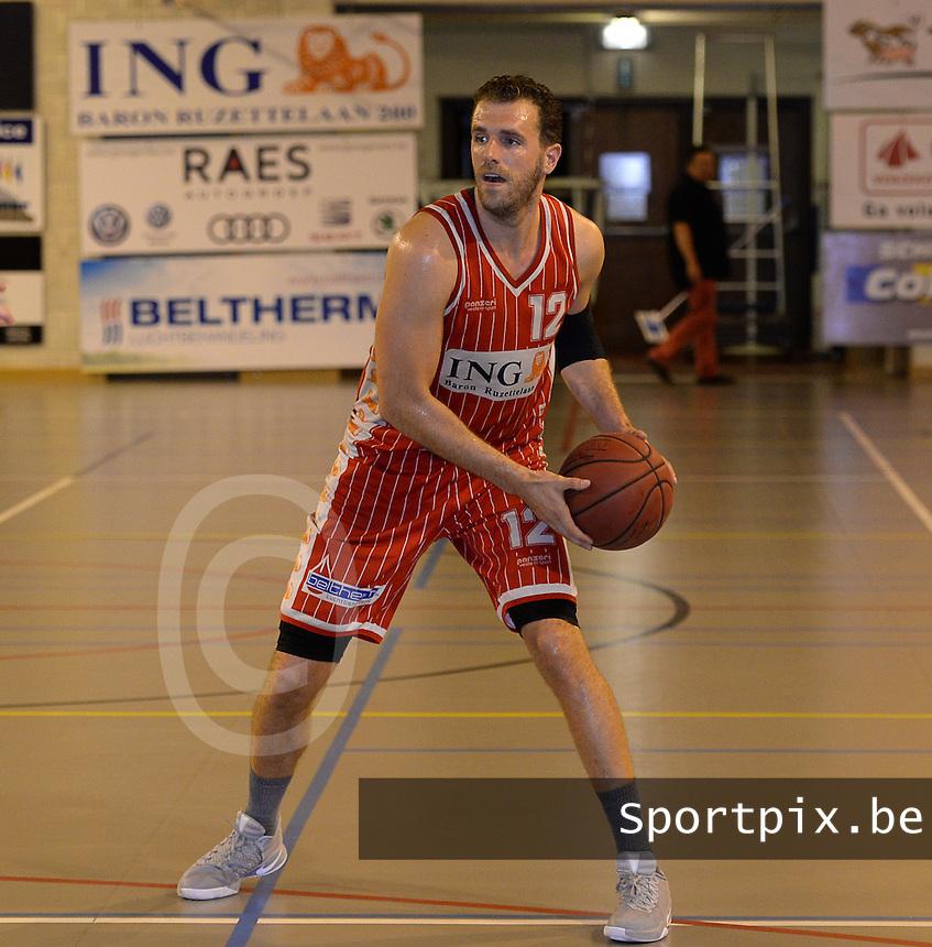 BBC Oostkamp : Wim Dobbelaere <br /> Foto VDB / Bart Vandenbroucke