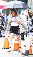 NEW YORK, NY-July 01: Hilary Duff, shooting on location for the new season of the Younger  in New York. NY July 01, 2016. Credit:RW/MediaPunch