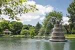 Goodale Park Fountain   Malcolm Cochran