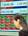 Tokyo foreign exchange market on Monday, September 8, 2014
