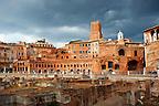 Trajans Market  . Rome