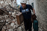 Italy: Abruzzo earthquake
