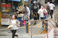 Wednesday April 28 afternoon, a violent explosion has hust happened in front of Silom, behind the Red's barricade probably caused by pro-government militants. Soon after Red shirts respond and others explosions are heared in the area.