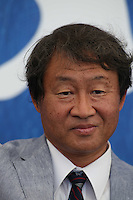 Scientist Shin Kubota at photocell during the photocall of the movie 'Spira Mirabilis' presented in competition at the 73rd Venice Film Festival on September 4, 2016 at Venice Lido. <br /> CAP/GOL<br /> &copy;GOL/Capital Pictures /MediaPunch ***NORTH AND SOUTH AMERICAS ONLY***