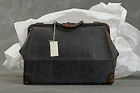 &copy;2012 Jon Crispin<br /> ALL RIGHTS RESERVED<br /> Willard Suitcases  /  Lillian L