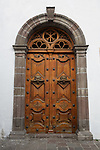 Beautiful Door, Quito