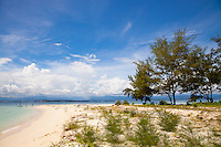 Pulau Sulug is the farthest of the islands in Tunku Abdul Rahman National Park near Kota Kinabalu, Sabah.