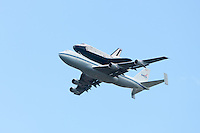 2012-04-27 Space Shuttle Enterprise Arrives in New York City