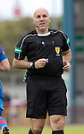 Inverness Caley Thistle v St Johnstone&hellip;27.08.16..  Tulloch Stadium  SPFL<br />Referee Steven Finnie<br />Picture by Graeme Hart.<br />Copyright Perthshire Picture Agency<br />Tel: 01738 623350  Mobile: 07990 594431