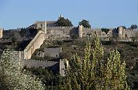 Europe/Portugal/Montemor : Village fortifié