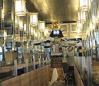 Thailand Bangkok Robot Waiter