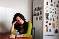 Gente del 30.People of 30..Melissa Neri,24 anni studentessa universitaria neolaureata..Melissa Neri,24 years college student graduates....