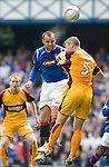 Kris Boyd and Stevie Craigan