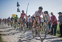 Andr&eacute; Greipel (DEU/Lotto-Soudal)<br /> <br /> 115th Paris-Roubaix 2017 (1.UWT)<br /> One Day Race: Compi&egrave;gne &rsaquo; Roubaix (257km)