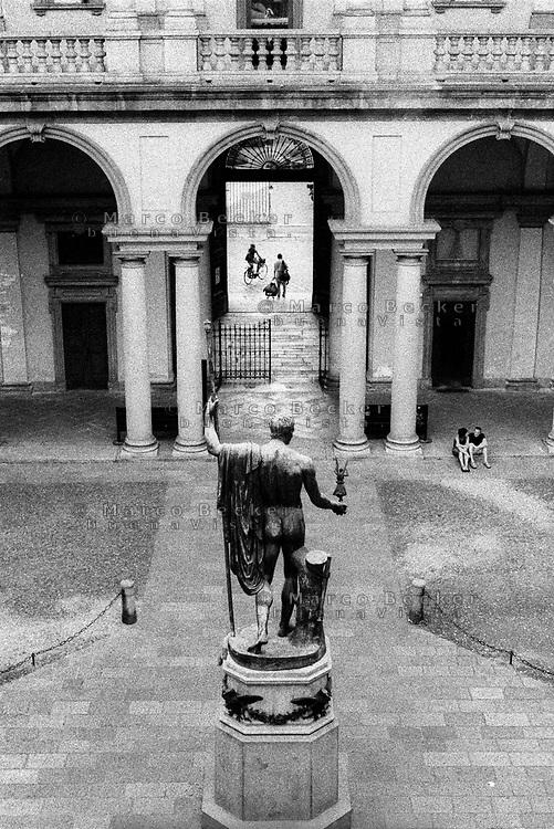Milano accademia di brera marco becker photographer for Accademia di brera