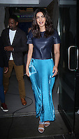 NEW YORK, NY-September 23: Priyanka Chopra at Good Morning America  to talk about new season of Quantico in New York. September 23, 2016. Credit:RW/MediaPunch