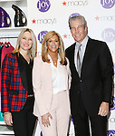 """Macy's welcomes Joy Mangano, the woman who inspired the newly released movie """"JOY"""" by 20th Century Fox, to Herald Square."""