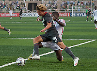 Andrew Craven controls the ball. US Men's National Team Under 17 defeated Malawi 1-0 in the second game of the FIFA 2009 Under-17 World Cup at Sani Abacha Stadium in Kano, Nigeria on October 29, 2009.
