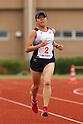 Narumi Kurosu (JPN), OCTOBER 30, 2011 - Modern Pentathlon : The 2nd All Japan Women's Modern Pentathlon Championships 3km cross-country run at JSDF Physical Training School, Saitama, Japan. (Photo by YUTAKA/AFLO SPORT) [1040]
