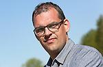 Foto: VidiPhoto<br /> <br /> OPHEUSDEN - Portret van Jerphaas Rustenhoven, Management Assistent bij boomkwekerij Huverba in Opheusden.