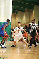 April 8, 2011 - Hampton, VA. USA; Billy Garrett Jr. participates in the 2011 Elite Youth Basketball League at the Boo Williams Sports Complex. Photo/Andrew Shurtleff