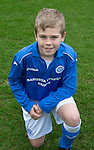 St Johnstone Academy U11's<br /> Scott Lavelle<br /> Picture by Graeme Hart.<br /> Copyright Perthshire Picture Agency<br /> Tel: 01738 623350  Mobile: 07990 594431