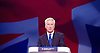Conservative Party Conference ,<br /> Manchester, Great Britain <br /> 4th October 2015 <br /> <br /> Michael Fallon MP <br /> Defence Secretary <br /> <br /> Photograph by Elliott Franks <br /> Image licensed to Elliott Franks Photography Services