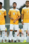 05 September 2016: VCU's Rafael Andrade Santos (BRA). The University of North Carolina Tar Heels hosted the Virginia Commonwealth University Rams at Fetzer Field in Chapel Hill, North Carolina in a 2016 NCAA Division I Men's Soccer match. UNC won the game 3-2.
